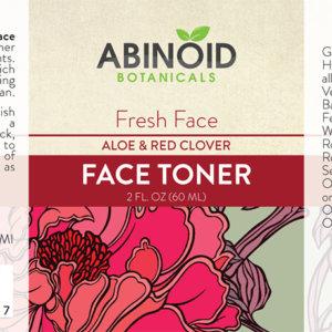Abinoid Botanicals - Face Toner 2oz