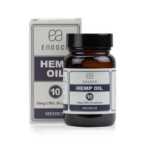 Endoca Hemp Capsules