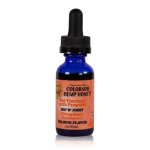 Hemp extract for pets