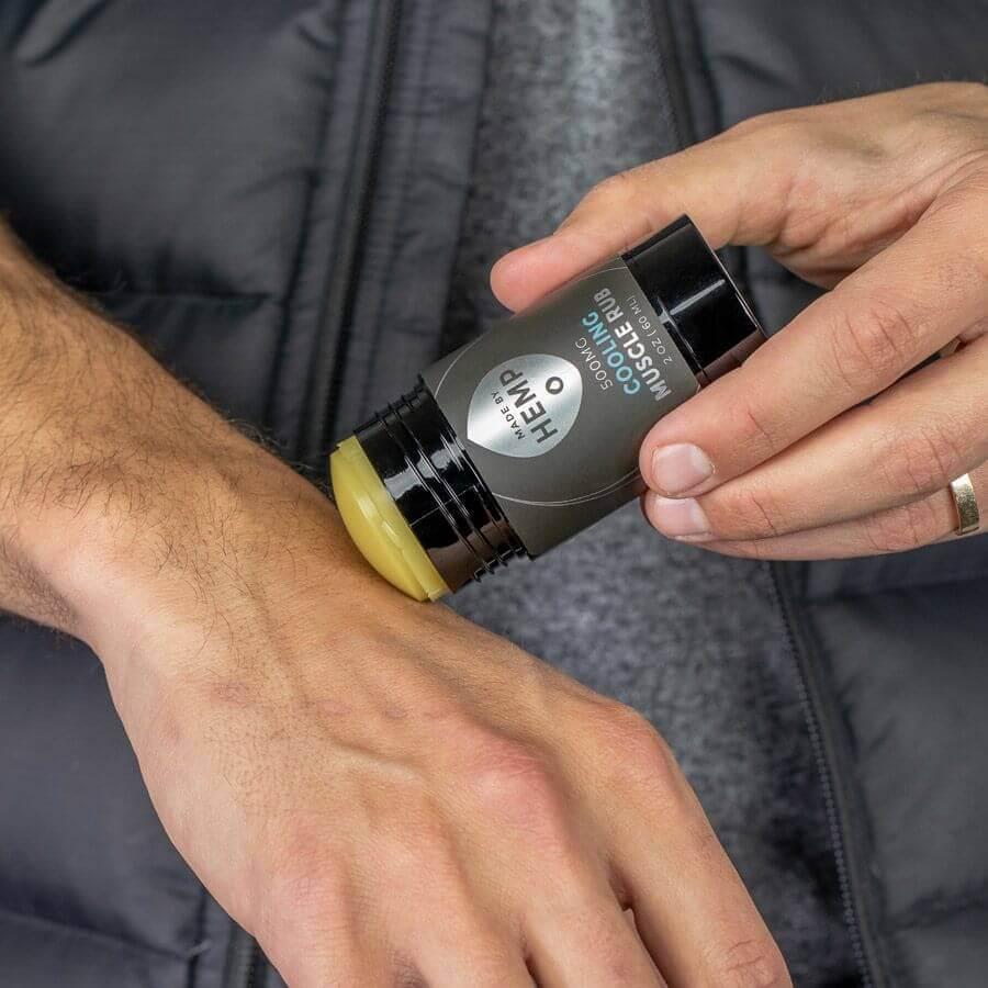 Made By Hemp Cooling Cbd Salve Healthy Hemp Oil