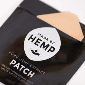 Made by Hemp Extract Patch