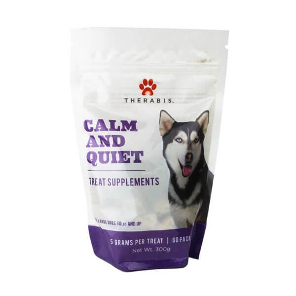 Therabis CBD Treats - Calm and Quiet - Large Dogs