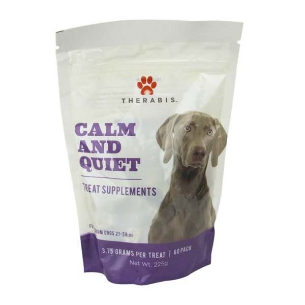 Therabis CBD Treats - Calm and Quiet - Medium Dogs