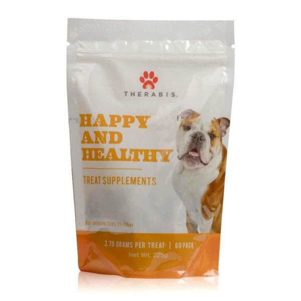 Therabis Treats Happy and Healthy - Medium_front