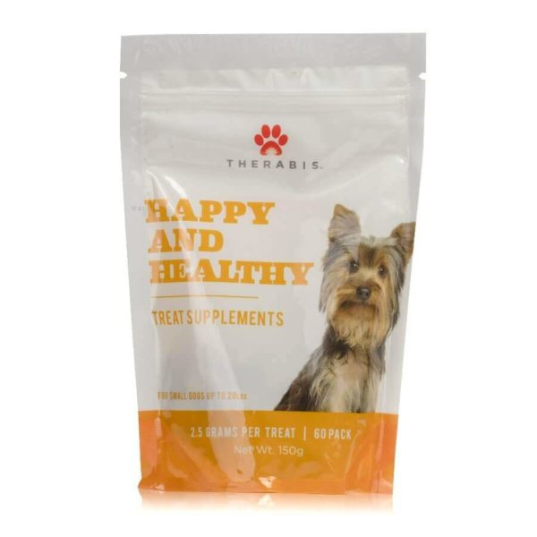 Therabis Treats Happy and Healthy - Small_front