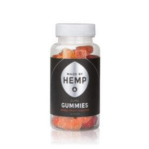 Made by Hemp CBD Gummies