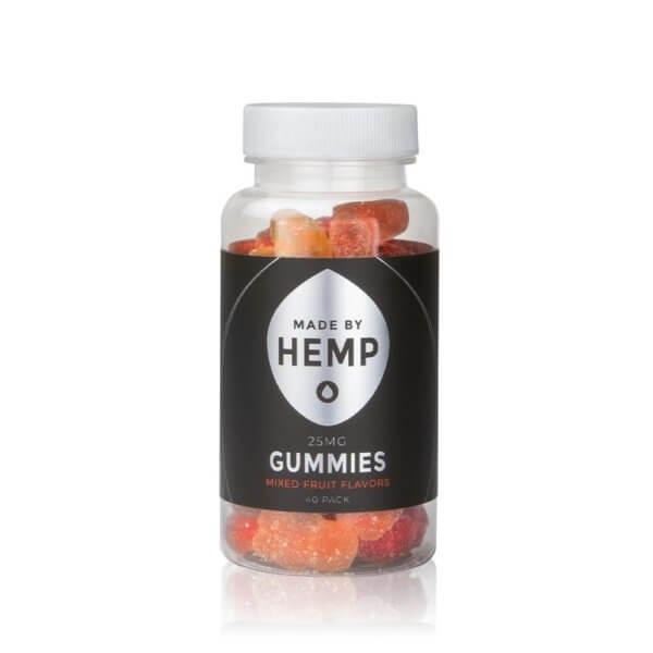 Made by Hemp CBD Gummies